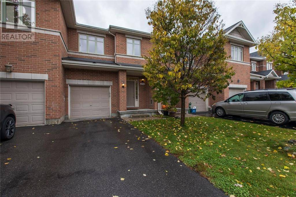 Townhouse for rent at 241 Badgeley Ave Kanata Ontario - MLS: 1173179