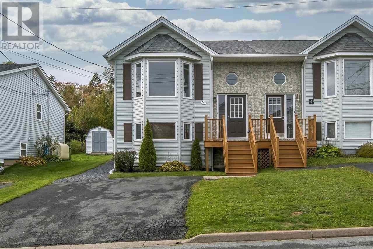 House for sale at 241 Charles Rd Timberlea Nova Scotia - MLS: 202021121