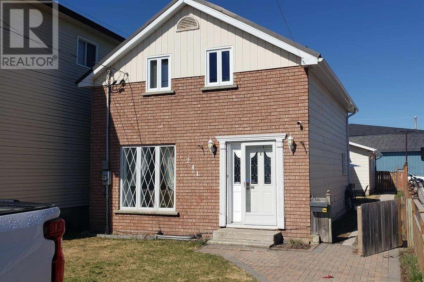 House for sale at 241 Elm St S Timmins Ontario - MLS: TM200802
