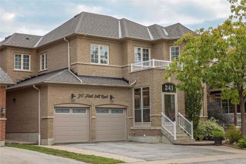 House for sale at 241 Fossil Hill Rd Vaughan Ontario - MLS: N4941828