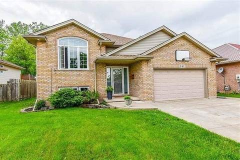 House for sale at 241 Foxtail Ave Welland Ontario - MLS: X4478255