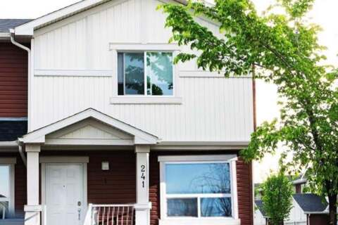 Townhouse for sale at 241 Silkstone Rd W Lethbridge Alberta - MLS: A1042191