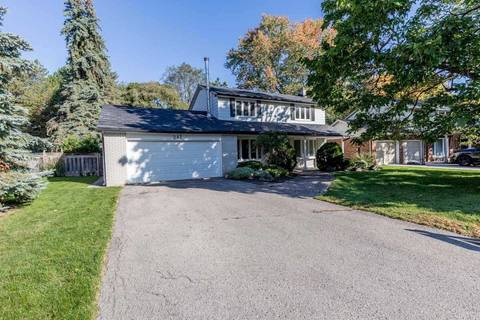 House for sale at 241 Woodmount Pl Newmarket Ontario - MLS: N4603113