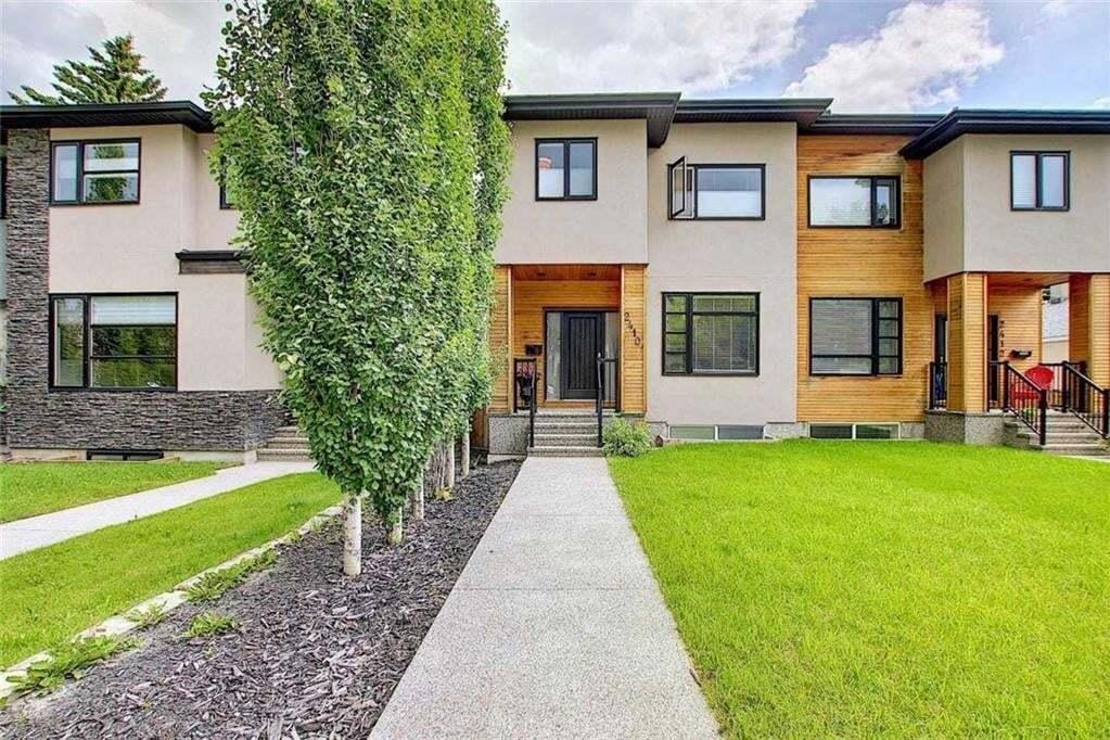 Townhouse for sale at 2410 32 St SW Killarney/glengarry, Calgary Alberta - MLS: C4305580