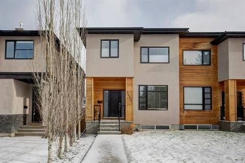 Townhouse for sale at 2410 32 St Southwest Calgary Alberta - MLS: C4274354