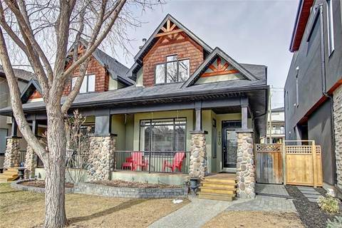 Townhouse for sale at 2410 7 Ave Northwest Calgary Alberta - MLS: C4289453