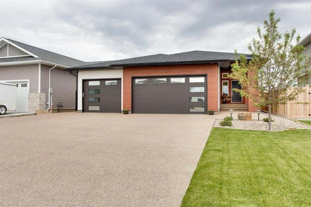 House for sale at 2410 Aspen Dr Coaldale Alberta - MLS: A1004081