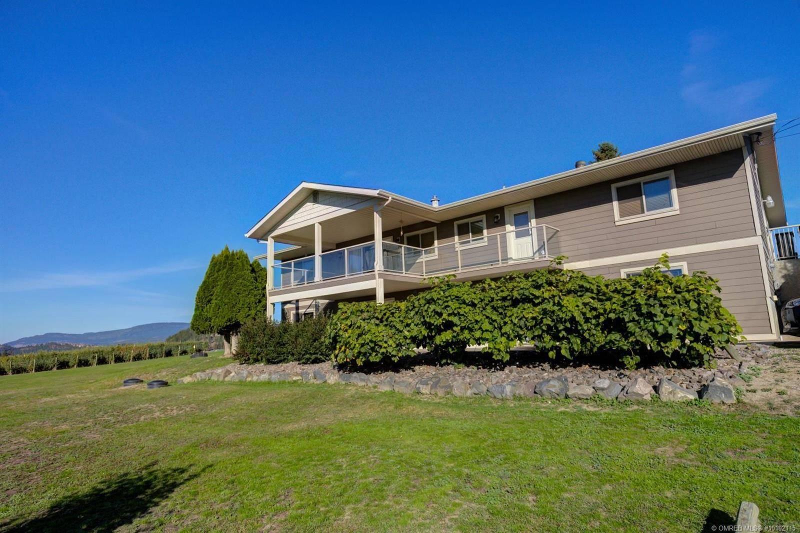 House for sale at 2410 Longhill Rd Kelowna British Columbia - MLS: 10192115