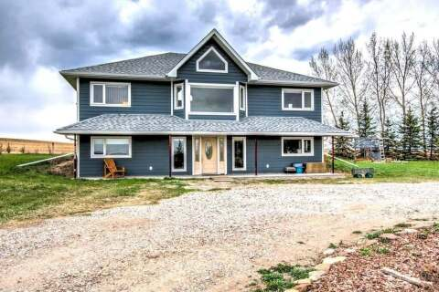 House for sale at 241034 Range Road 235  Rural Wheatland County Alberta - MLS: A1038713