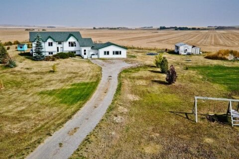 House for sale at 241045 Rge Rd 235  Rural Wheatland County Alberta - MLS: A1034813