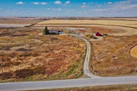 House for sale at 241048 261  Rural Wheatland County Alberta - MLS: A1038473
