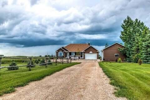 House for sale at 241062 Range Road 260  Rural Wheatland County Alberta - MLS: C4304807