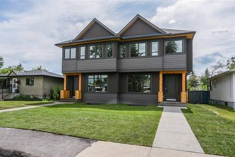 Townhouse for sale at 2411 1 Ave Northwest Calgary Alberta - MLS: C4259475