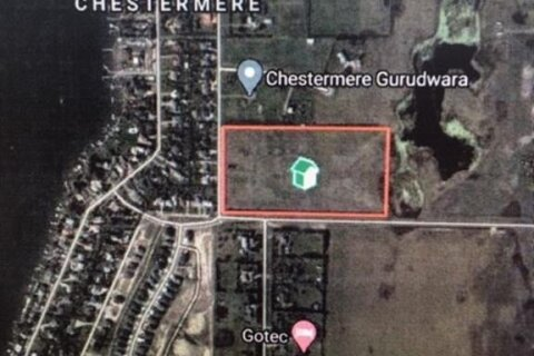 Home for sale at 241144 East Lakeview Rd Chestermere Alberta - MLS: A1022792