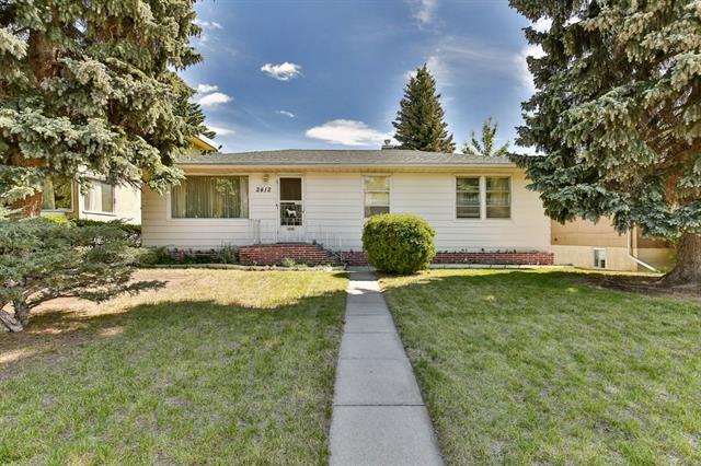 Sold: 2412 23 Street Northwest, Calgary, AB
