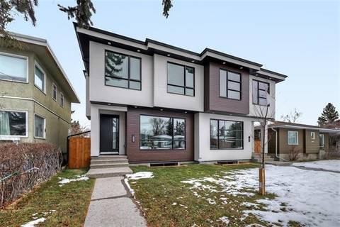 Townhouse for sale at 2412 23 St Northwest Calgary Alberta - MLS: C4280295