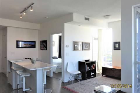 Apartment for rent at 55 Regent Park Blvd Unit 2412 Toronto Ontario - MLS: C4477556