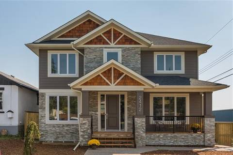 House for sale at 2412 6 St Northwest Calgary Alberta - MLS: C4257106