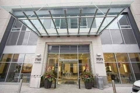 Apartment for rent at 7171 Yonge St Unit 2412 Markham Ontario - MLS: N4514023