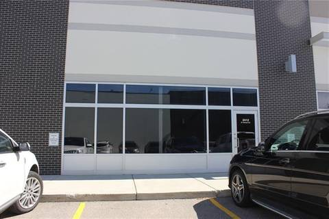 Commercial property for lease at 2412 91 Ave Southeast Calgary Alberta - MLS: C4267538