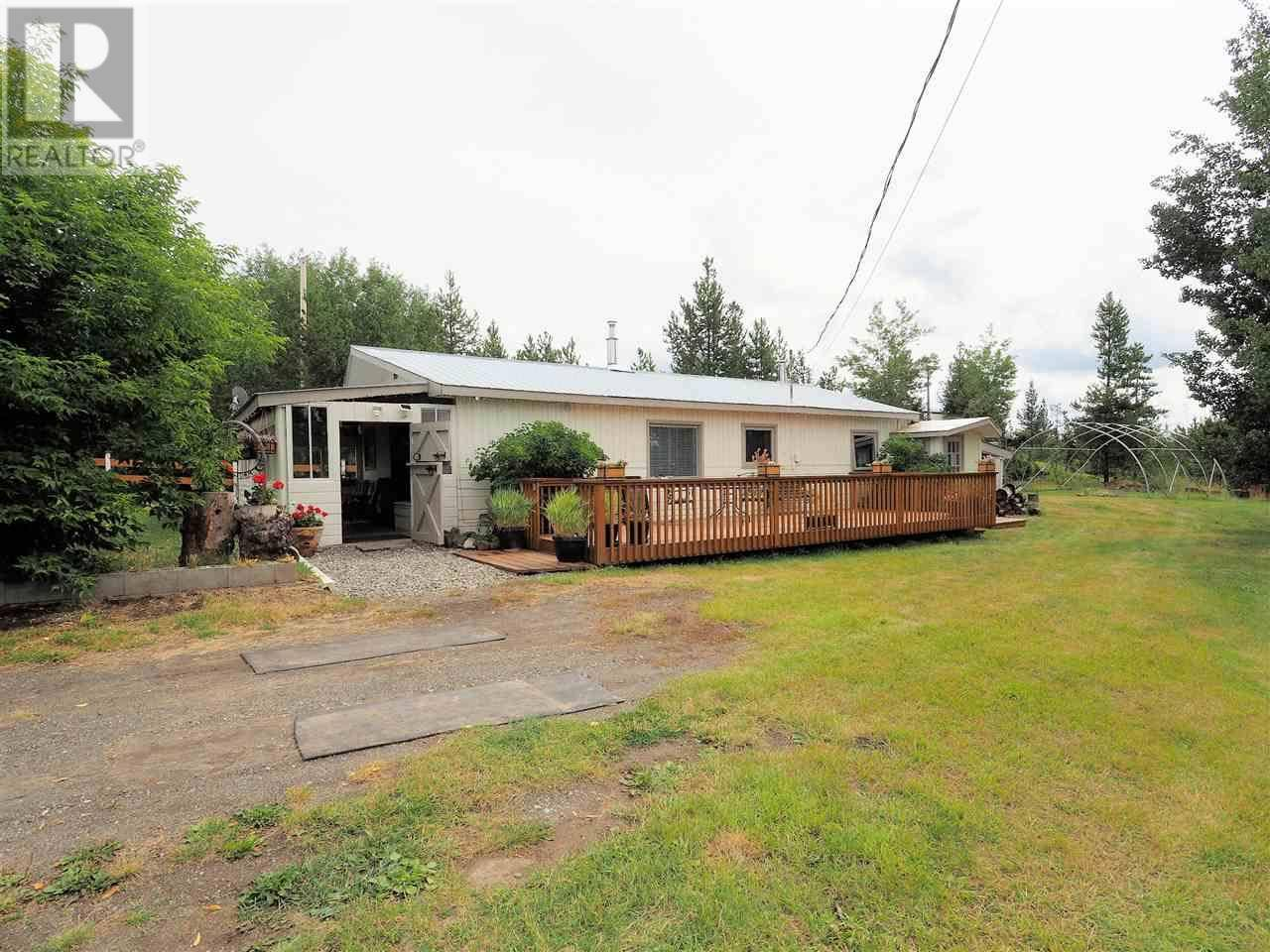 House for sale at 2412 Pine Rd 70 Mile House British Columbia - MLS: R2395258