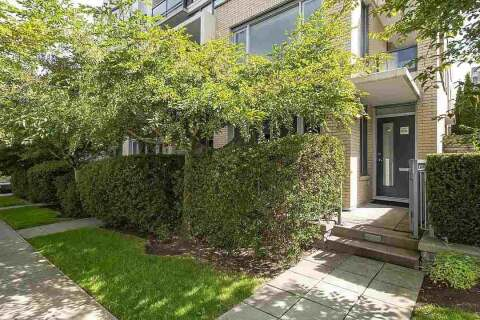 Townhouse for sale at 2412 Pine St Vancouver British Columbia - MLS: R2491017