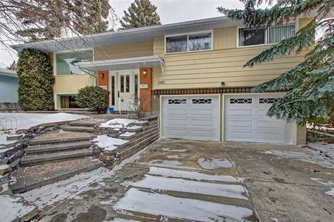 House for sale at 2412 Udell Rd Northwest Calgary Alberta - MLS: C4292644