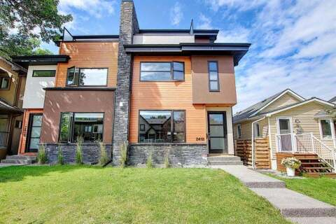 Townhouse for sale at 2413 24a St SW Calgary Alberta - MLS: A1024627