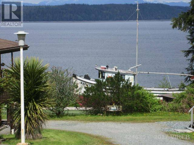 Commercial property for sale at 0 Poplar Rd Unit 241&390 Alert Bay British Columbia - MLS: 424630