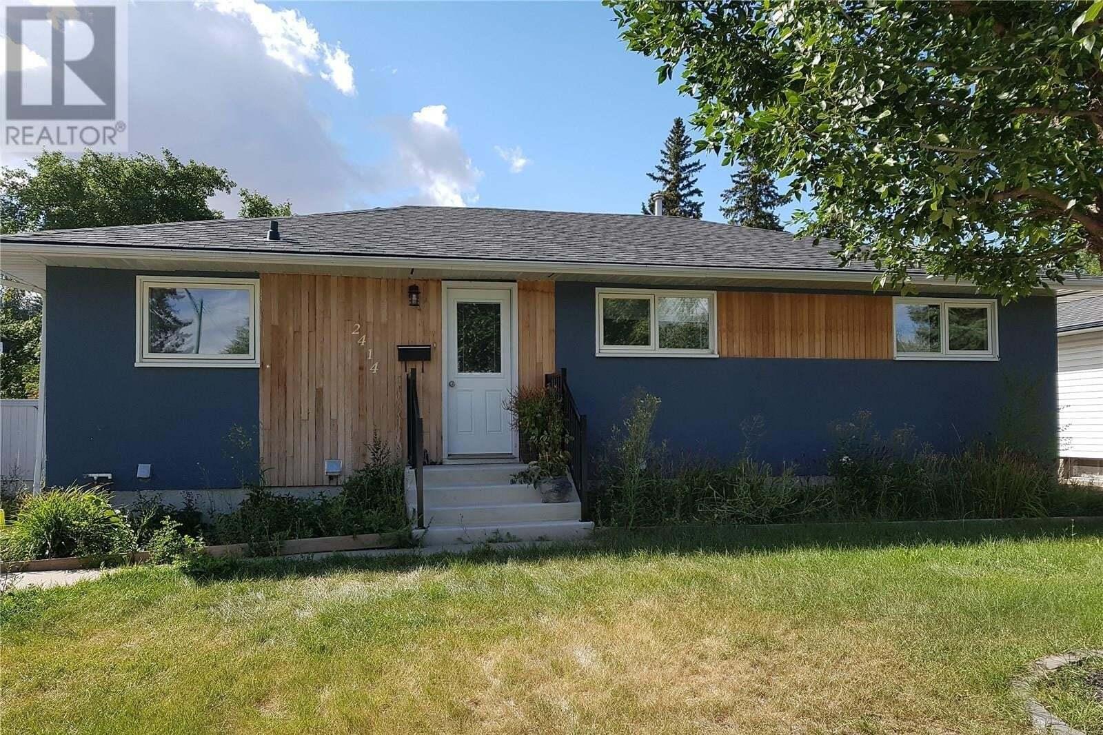 House for sale at 2414 Albert Ave Saskatoon Saskatchewan - MLS: SK825846