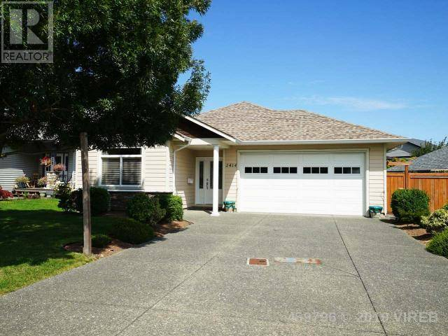 House for sale at 2414 Tiger Moth Pl Comox British Columbia - MLS: 459796