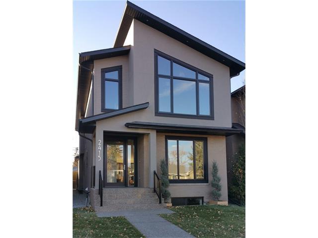 Sold: 2415 31 Street Southwest, Calgary, AB