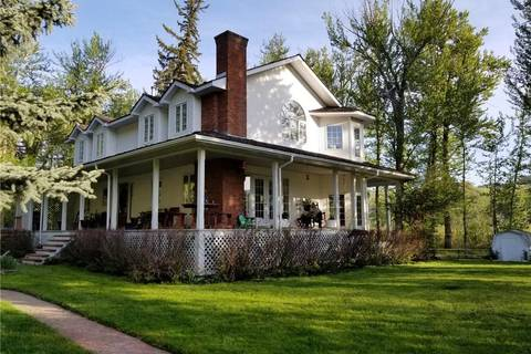 Residential property for sale at 2415 Range Road 24b  Rural Pincher Creek Md Alberta - MLS: LD0169799