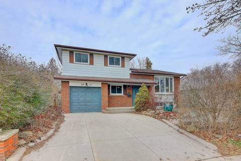 House for sale at 2415 Ventura Dr Oakville Ontario - MLS: W4718047