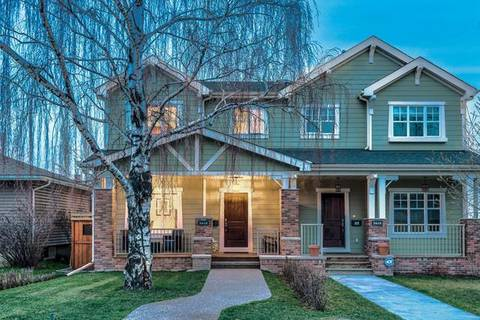 Townhouse for sale at 2416 26 Ave Northwest Calgary Alberta - MLS: C4243497
