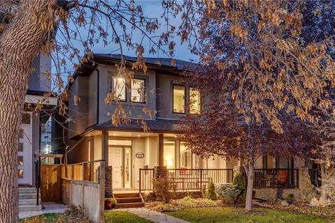Townhouse for sale at 2416 7 Ave Northwest Calgary Alberta - MLS: C4281064