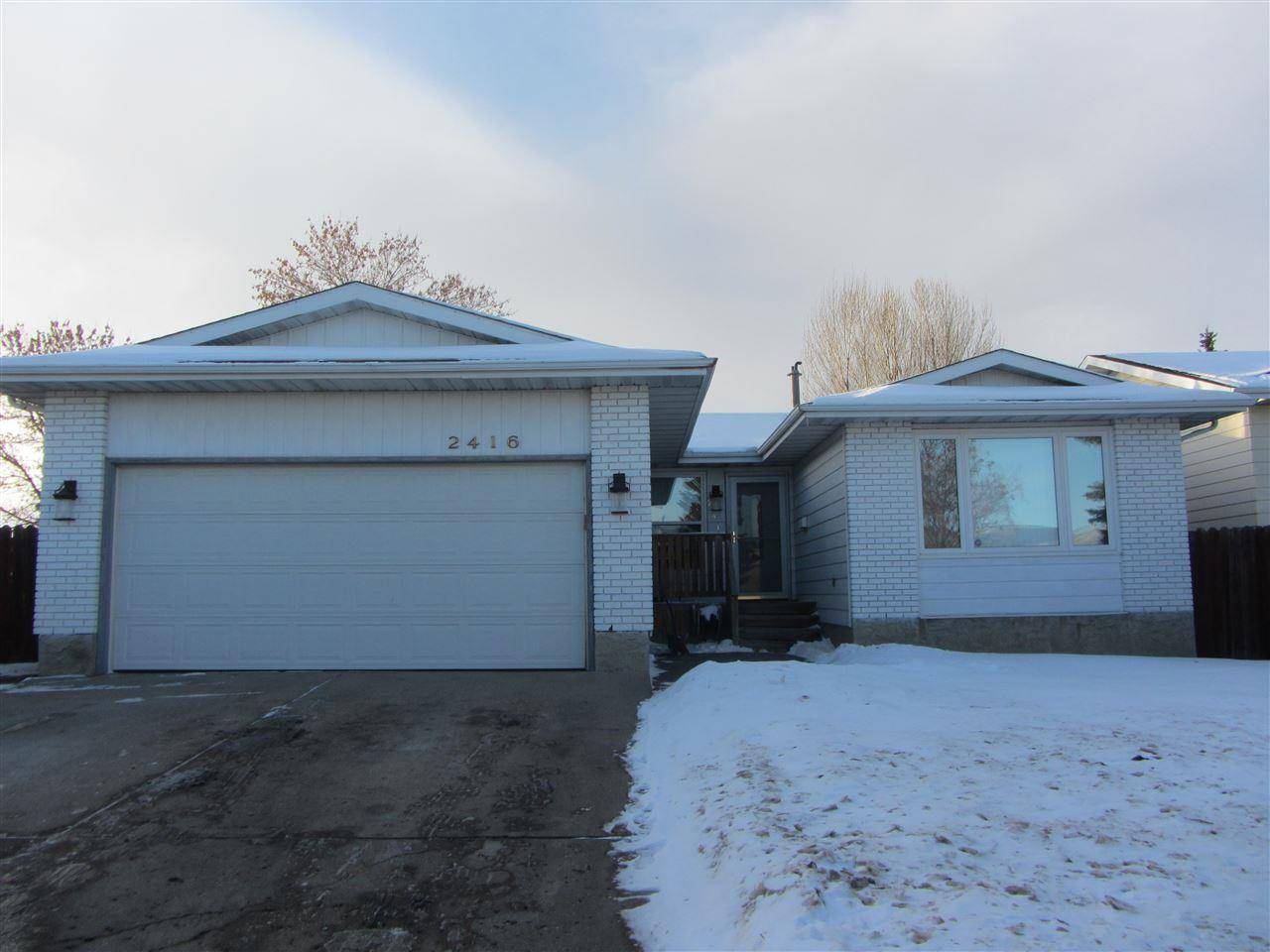 House for sale at 2416 78 St Nw Edmonton Alberta - MLS: E4182701