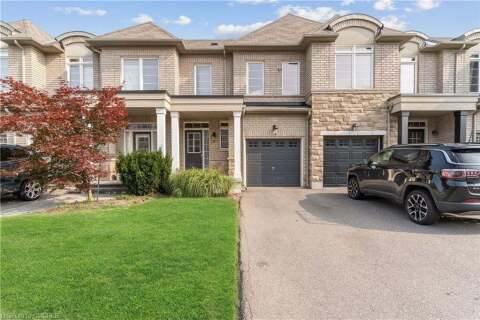 Townhouse for sale at 2416 Old Brompton Wy Oakville Ontario - MLS: 40022796
