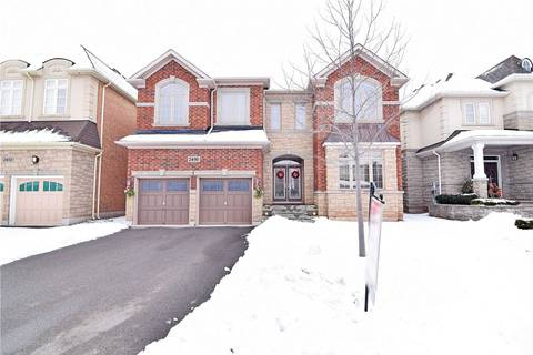House for rent at 2416 Sylvia Dr Oakville Ontario - MLS: W4696122