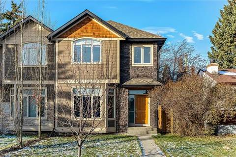 Townhouse for sale at 2417 32 St Southwest Calgary Alberta - MLS: C4274263