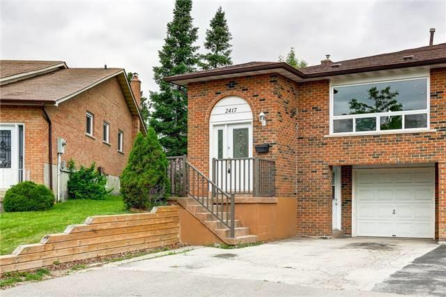 Sold: 2417 Culver Way, Mississauga, ON