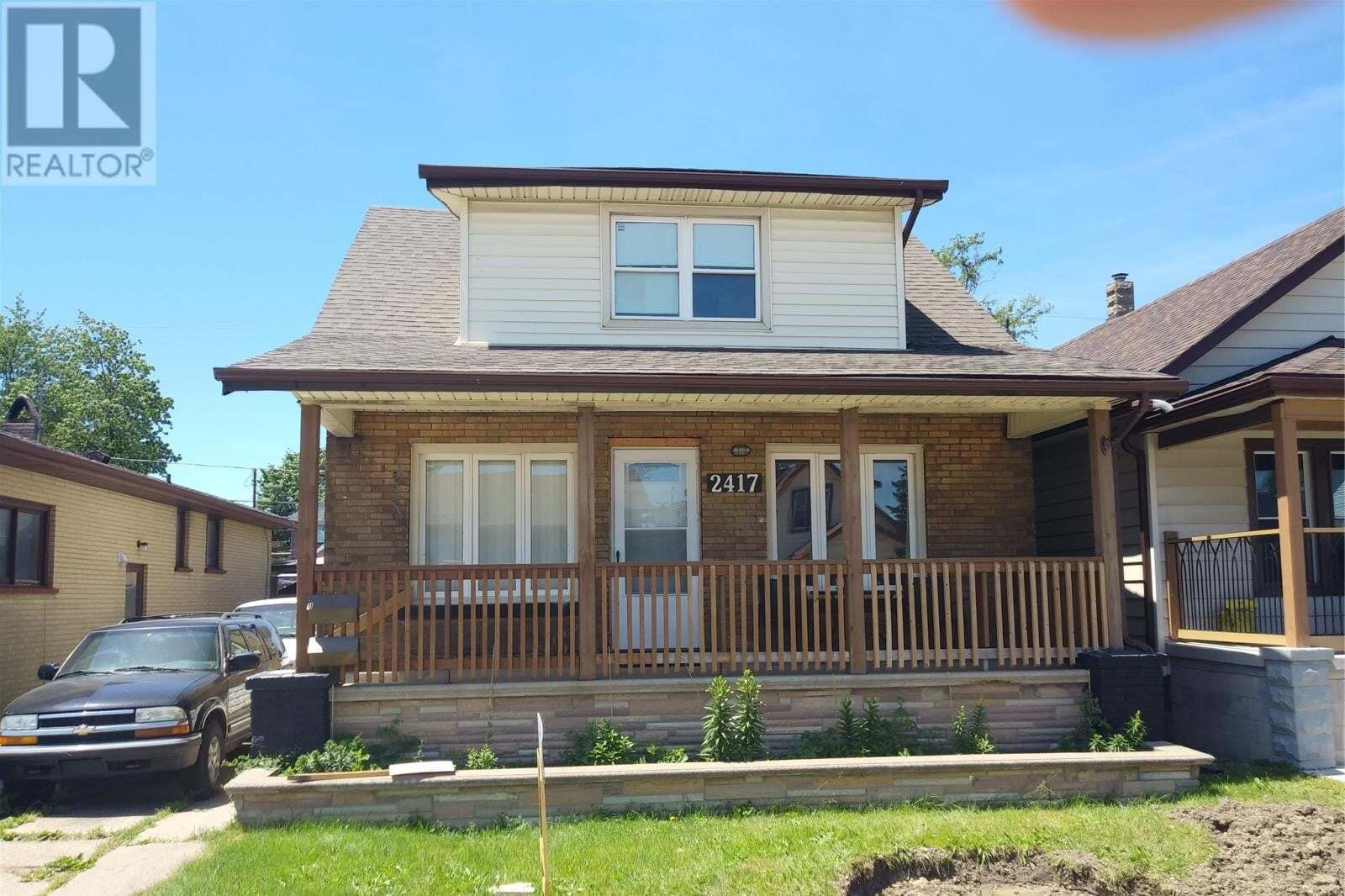 House for sale at 2417 Howard Ave Windsor Ontario - MLS: 20007871