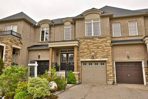Townhouse for sale at 2417 Old Brompton Wy Oakville Ontario - MLS: W4511756