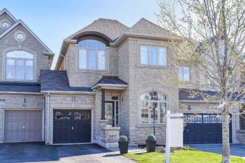 Townhouse for sale at 2417 Presquile Dr Oakville Ontario - MLS: W4773989