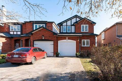 Townhouse for sale at 2417 Stefi Tr Oakville Ontario - MLS: W4643340