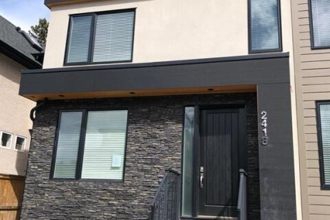 Townhouse for sale at 2418 24a St SW Calgary Alberta - MLS: A1030322