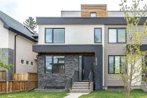 Townhouse for sale at 2418 24a St Southwest Calgary Alberta - MLS: C4300225