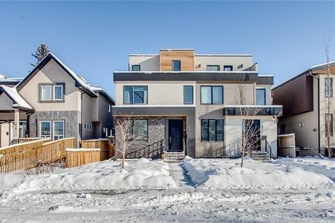 Townhouse for sale at 2418 24a St Southwest Calgary Alberta - MLS: C4280143