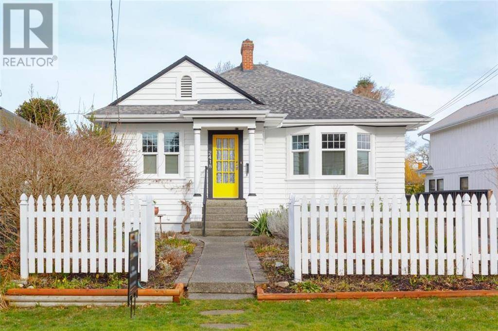 House for sale at 2418 Central Ave Victoria British Columbia - MLS: 421469