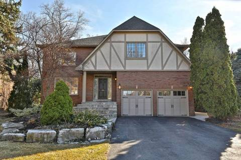 House for sale at 2418 Old Carriage Rd Mississauga Ontario - MLS: W4734110